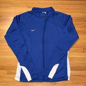 Nike Asymmetrical Warm Up Jacket